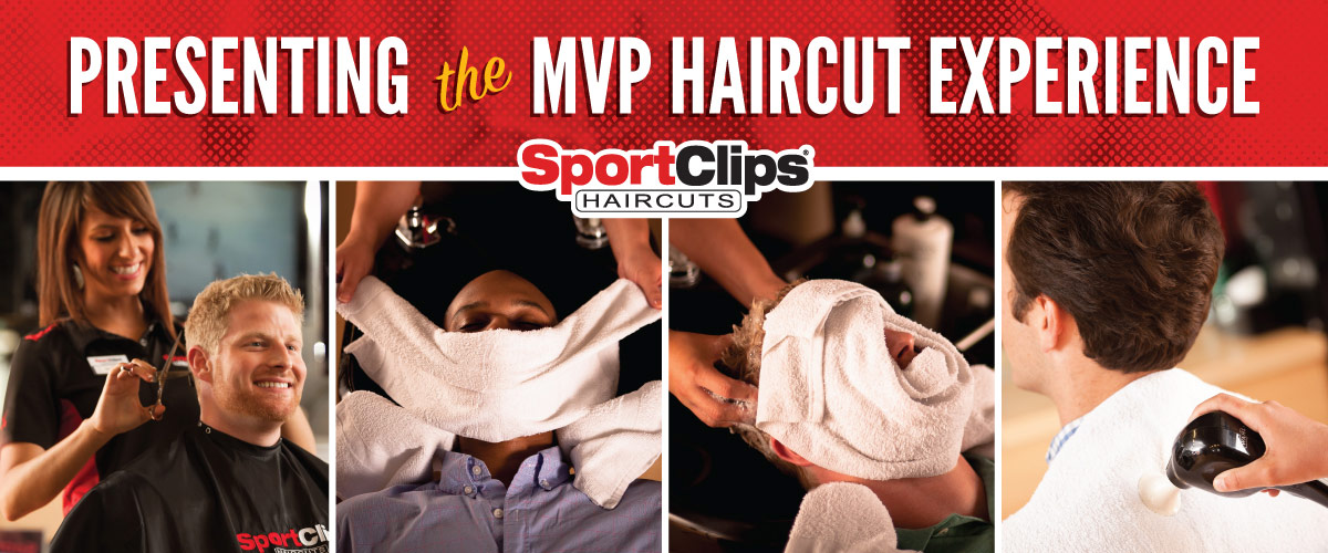 The Sport Clips Haircuts of Knoxville - Northshore/Pellissippi MVP Haircut Experience