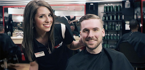 Sport Clips Haircuts of Knoxville - Northshore/Pellissippi​ stylist hair cut